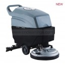 battery floor scrubber dryer machine