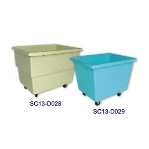 FRP laundry cart