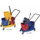 46L mop wringer trolley