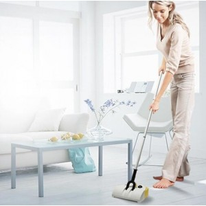 cordless electric sweeper