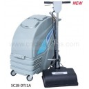 separated cold & hot water extraction carpet cleaner