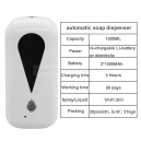 Li-battery powered auto induction hand sanitizer soap dispenser
