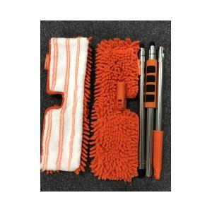 2-in-1 double sided flat mop